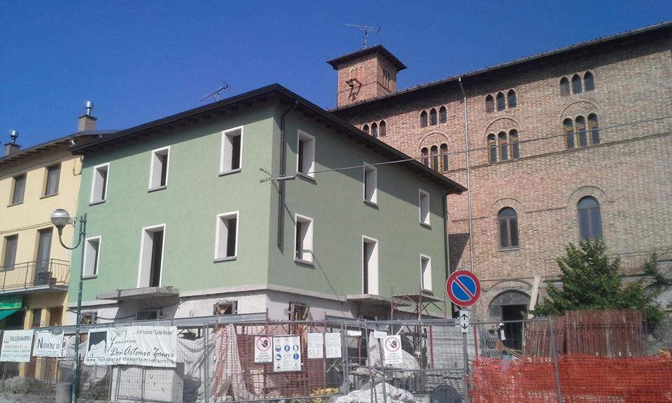 Assemblea pubblica della fondazione don artemio zanni for Design della casa verde